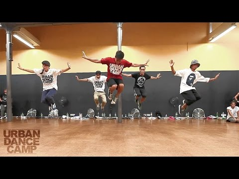 Pompeii - Bastille / Chris Martin Choreography ft. Quick Style, Keone & Mariel / URBAN DANCE CAMP