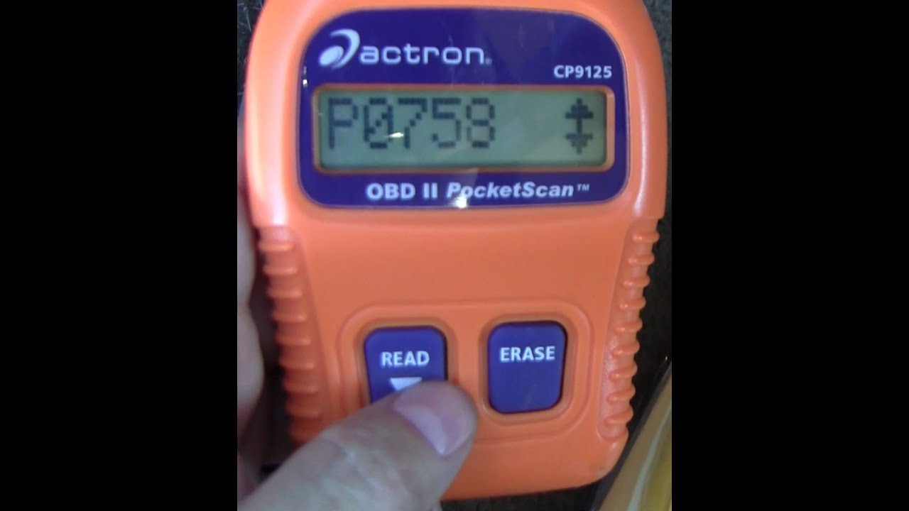 How Do You Test A Shift Solenoid With A Multimeter