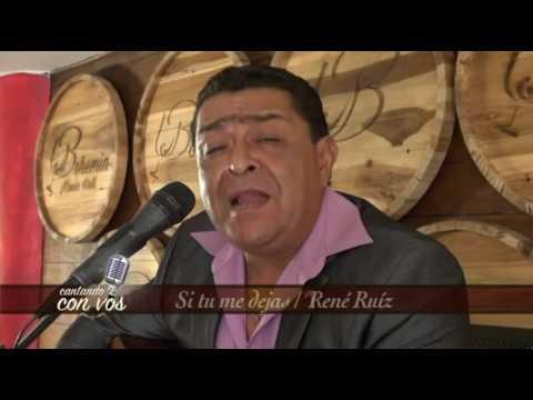 René Ruíz, Cantando con Vos