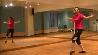 玲実先生のダンスレッスン〜肩の動かし方・アイソレーション〜のサムネイル画像