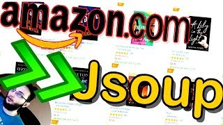 Java Web Scraping For Beginners: Extracting Books From Amazon.com With Jsoup