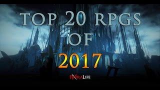 Top 20 RPGs of 2017