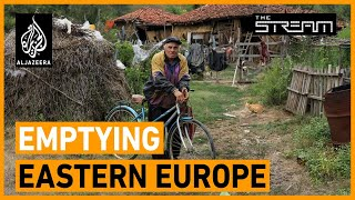 Why are populations in Eastern and Central Europe in freefall? | The Stream