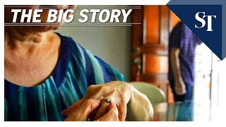 THE BIG STORY: Divorce among seniors on the rise | The Straits Times