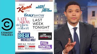 """How Many """"Trump Hating"""" Late Night Talk Show Hosts Are There? 