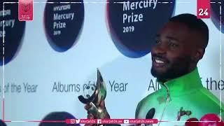 Rapper Dave wins Britain's Mercury Prize