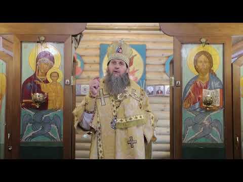 Митрополит Даниил впервые совершил Литургию в Никольском храме в курганском парке Победы