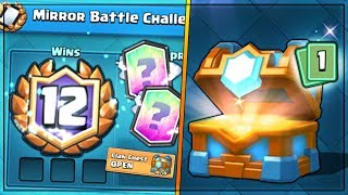 NEW MAX CLAN CHEST LEGENDARY & PERFECT 12 WINS! | Clash Royale | PERFECT CHALLENGE FINALLY!