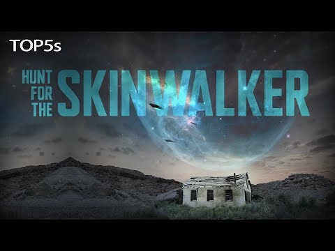 5 TRULY Terrifying Anomalies & Stories From The Skinwalker