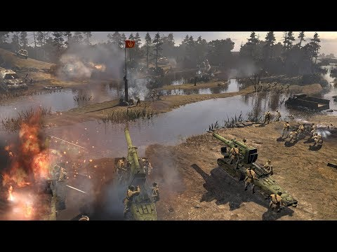 New Tech and Tactics - Company of Heroes 2/PUBG Livestream on Greyshot Productions