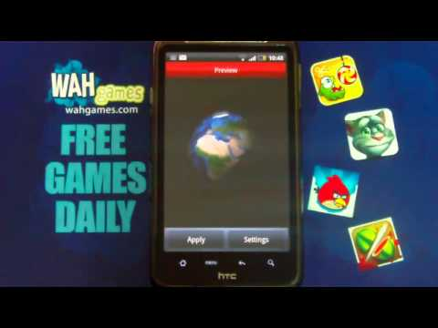Video of Earth lwp Free