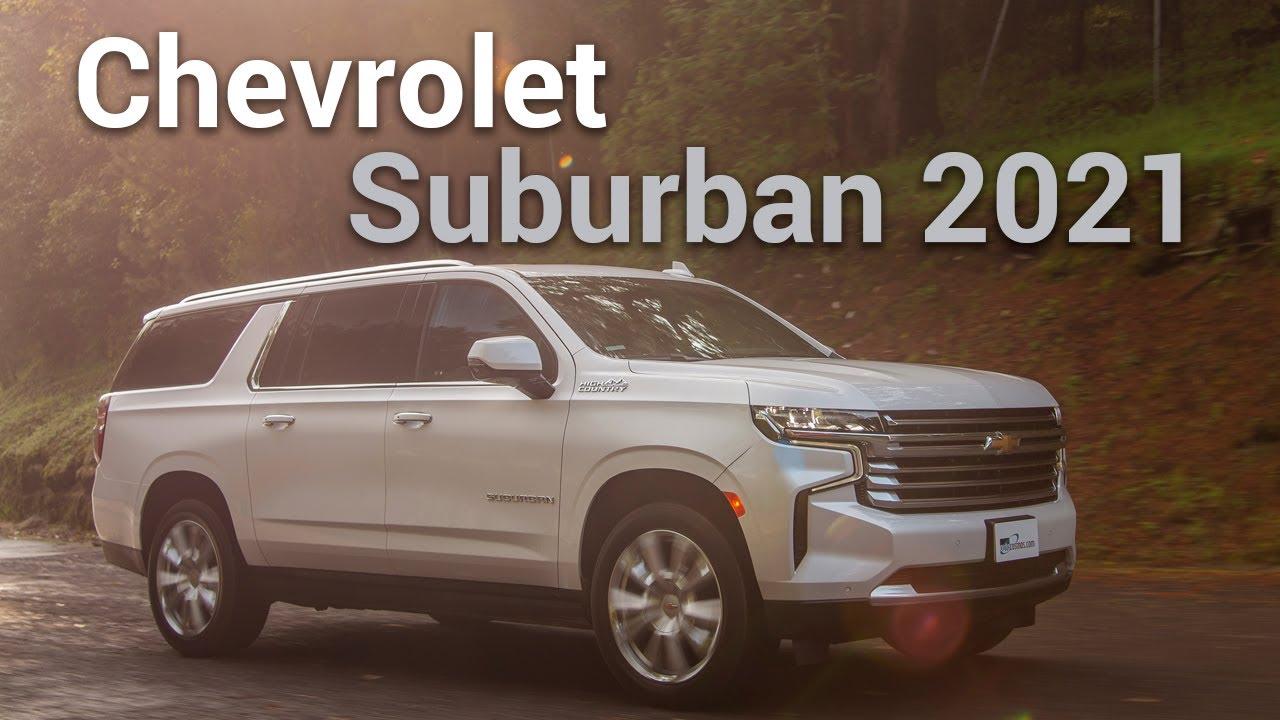 Prix Chevrolet Suburban 2021