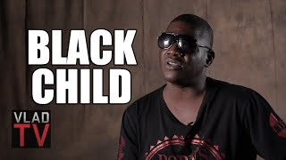 Black Child Talks Not Trusting 50 Cent, Ja Rule's Altercation with 50 in Atlanta