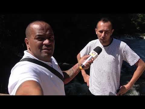 Renato Manico se Emociona com mais uma Vítima da Cachoeira da Morte de Juquitiba.