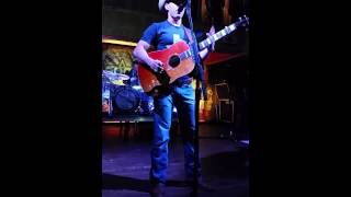 "Aaron Watson singing ""That Look"" in Aggieland."