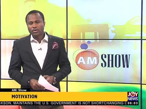 AM Show Intro on JoyNews (29-3-18)