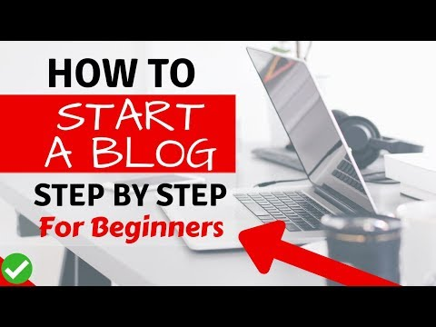 How To Start A Successful Blog Step By Step 2018 | EASY