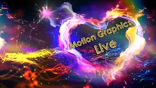 Motion Graphics live | Animated Live wallpapers | Abstract Background Videos | Royalty Free Footages