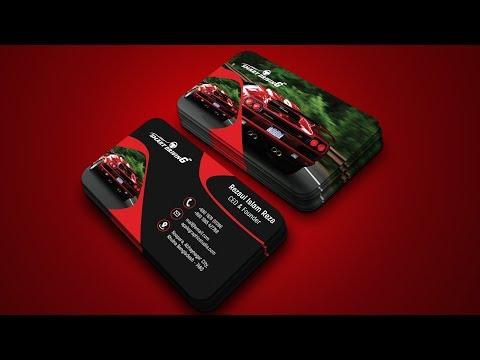 mp4 Automobiles Visiting Card Design, download Automobiles Visiting Card Design video klip Automobiles Visiting Card Design