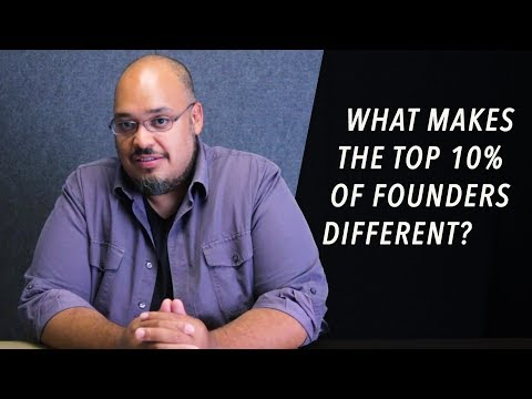 What Makes The Top 10% Of Founders Different? - Michael Seibel