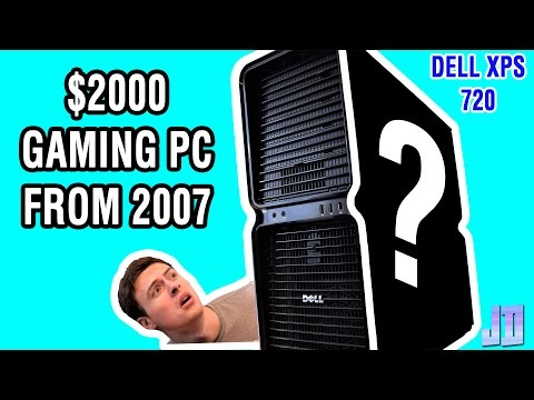 What's Inside a $2000 Gaming PC From 10 Years Ago?