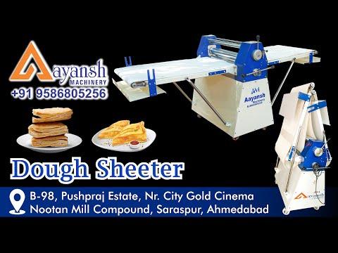 Khari Sheeter Machine
