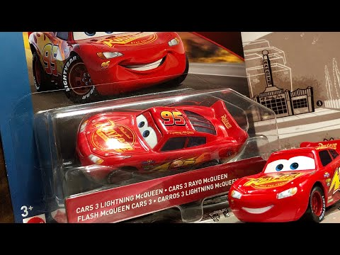 Disney Cars Thailand Vs China Ep. 10 | Cars 3 Lightning McQueen ⚡️ | Eyeplate & Different Color Tone