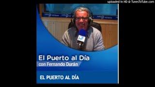 Entrevista Fernando Duran en Radio Puerto