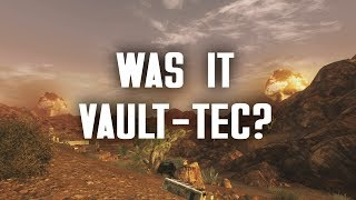 Was it Vault-Tec? - Who Dropped The Bombs First? Part 2 - Fallout Lore