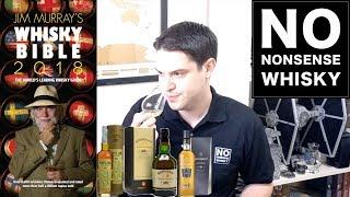 Jim Murray's Whisky Bible 2018 Top 3   Plus Glen Grant 18 Review