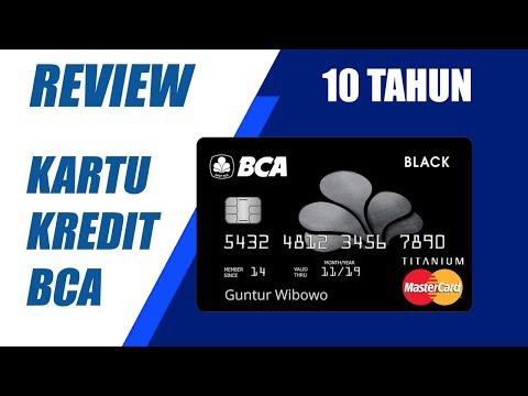 Review Kartu Kredit BCA setelah 10 tahun | Wajib liat kalo mau apply | Guntur Wibowo