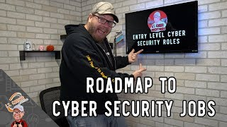 The Best Guide To Entry Level Cyber Security Jobs   The Roadmap To InfoSec