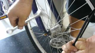 How to install a basket on a beach cruiser bike bicycle . Or just bring it to live4bikes