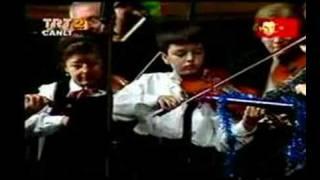 Fahrettin Arda-1997 i.d.s.o ile konser. Haydn Rondo