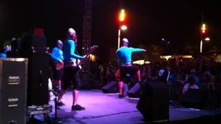 Aquabats Live - 8/30/12 - Red Sweater