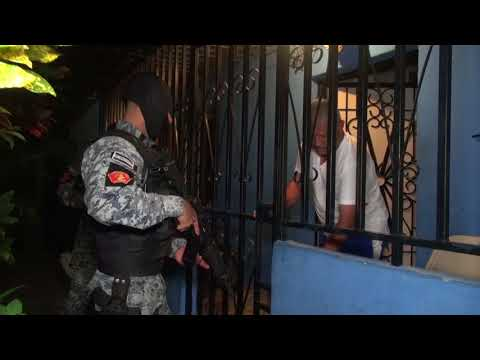 Escenas | Operativo casa segura por Delegación San Salvador