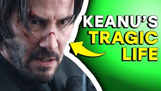 Keanu Reeves' Life Is More Tragic Than You Think |⭐ OSSA