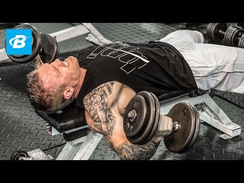 5 Best Exercises For A Bigger Chest | James Grage Mp3