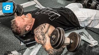 5 Best Exercises For A Bigger Chest | James Grage