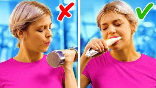 FUNNY FACTS ABOUT FOOD LOVERS || 5-Minute Ideas For Fun!