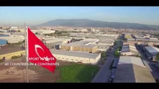 COPA Coşkunöz Radyatör ve Isı San. Tic. A.Ş Tanıtım Filmi