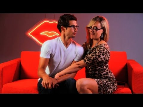 How to Kiss with Glasses | Kissing Tips