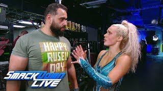A disappointed Lana confesses that she needed Rusev in her corner: SmackDown LIVE, July 31, 2018