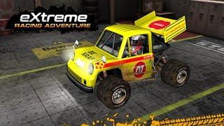 Мультфильмы про машинки крутая гонка Extreme Racing игры для андроид