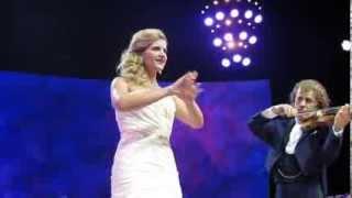 """""""I am Australian""""  sang by Mirusia Louwerse"""