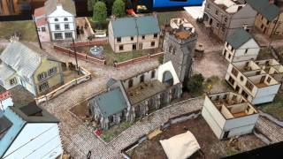 British Historical Games Society Roll Call 2016 Bolt Action Tournament Overview.
