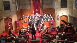 """Larry D (w/o ukulele): """"But Thou Didst Not Leave His Soul In Hell"""", Handel's Messiah"""