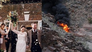 Honeymoon Berujung Maut, Pengantin Baru Tewas Kecelakaan Helikopter
