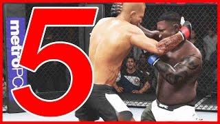 UFC 2 Career Mode Ep.5 - ABSOLUTE ROCK BOTTOM!!  | UFC 2 GameplaY