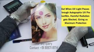Autographix UV Pro Sunfilm